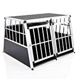 Cozy Pet Aluminium Car Dog Cage 6 Travel Puppy Crate Pet Carrier Transport Model ACDC06. (We do not ship to Northern Ireland, Scottish Highlands & Islands, Channel Islands, IOM or IOW.)