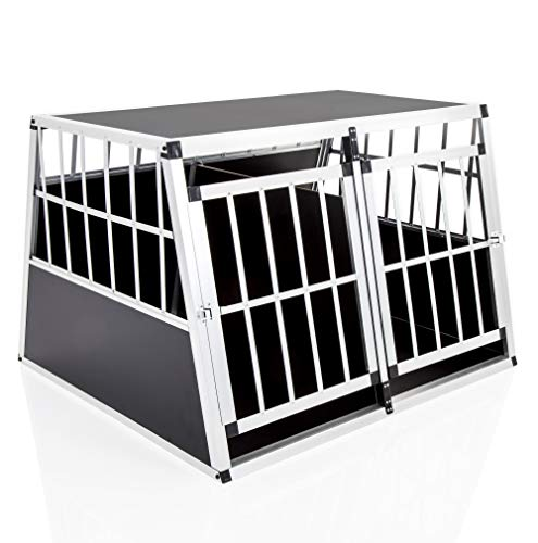Cozy Pet Aluminium Car Dog Cage 6 Travel Puppy Crate Pet Carrier Transport Model ACDC06. (We do not ship to Northern Ireland, Scottish Highlands & Islands, Channel Islands, IOM IOW.)