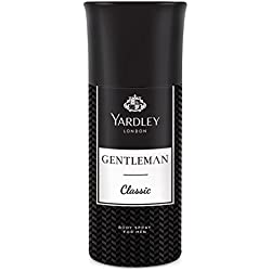 Yardley London - Gentleman Classic Deo for Men, 150ml