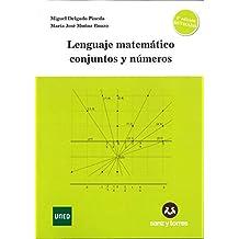 Lenguaje matemático conjuntos y números