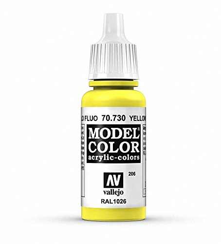 vallejo-model-color-17-ml-acrylic-paint-fluorescent-yellow