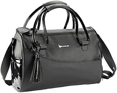 Badabulle Maternal Elegant - Bolso, color negro