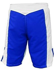 Hitsmack HK-1 Short de combat MMA, UFC, cage, lutte, muaï-thaï, kickboxing, arts martiaux