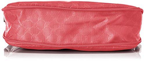 Joop Damen Nylon Cornflower Lola Shoulderbag Mhz Schultertasche, 7x24x25 cm Pink (Coral)