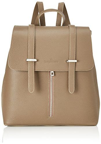 Bags4Less - Elenor, Borse a zainetto Donna Marrone (Taupe)