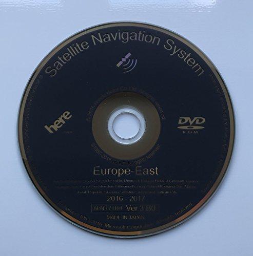 2017Honda SAT NAV Map Update Disc Osteuropa DVD (Gps-update-disk)