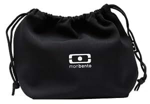 Monbento MB Pochette noir/blanc - Le sac bento