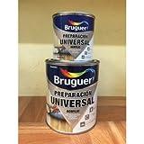 Bruguer - Preparacion Universal Acrilico Al Agua Blanco 250 Ml