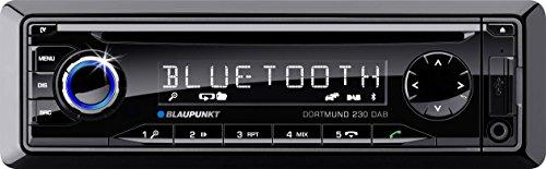 Blaupunkt Dortmund 230DAB Autoradio DAB+ Tuner, Bluetooth®-Freisprecheinrichtung Blaupunkt Auto Radio
