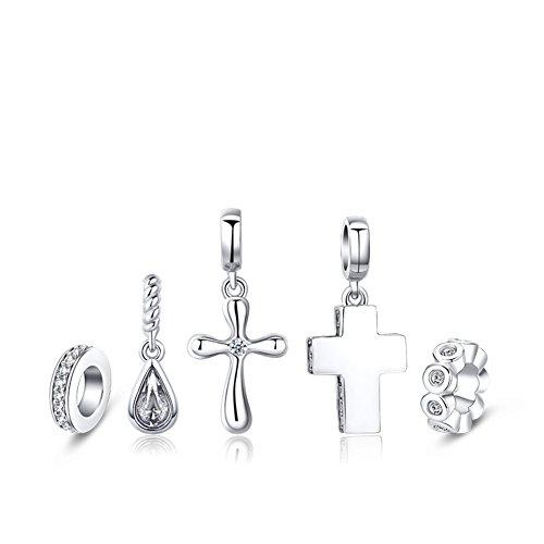 925 les bijoux en argent/Japon-Corée Croix bracelet femme bijoux/ Accessoires G
