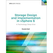 Storage Design and Implementation in vSphere 6 (Vmware Press Technology)