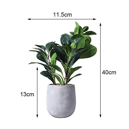 Artificial Cactus - Artificial Flower Nordic Minimalist Style Simulation Green Plant Potted Turtle Leaves Cactus Grass - Containers Rectangular Herbs Blossom Nerly Resistant Outdoors Size Blu - Blossom Room Spray