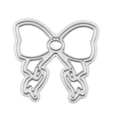 Xmiral Stanzschablone Schablonen Stanzformen,Fußabdruck Schminktisch Elster(E)