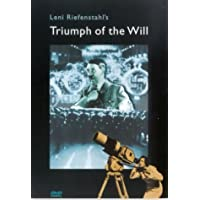 Triumph Of The Will (1934) [DVD] by Adolf Hitler