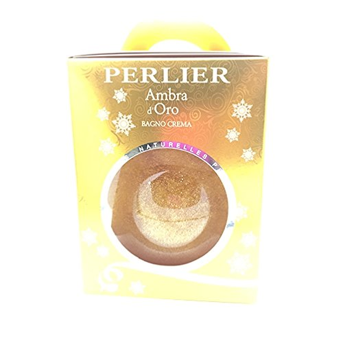 Perlier Cofanetto Ambre D'Or Ambra D'Oro Bagno Crema 500 ml