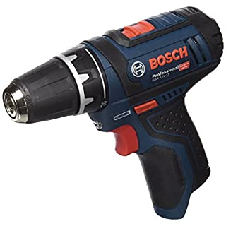 Bosch Professional GSR1082LiN 12V Naked Cordless Li-Ion Drill Driver with Keyless Chuck