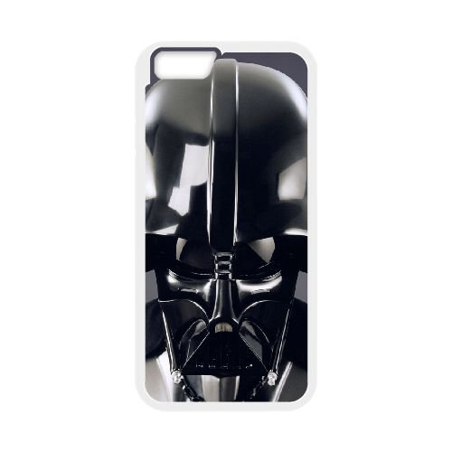 Darth Vader 9 9 coque iPhone 6 Plus 5.5 Inch Housse Blanc téléphone portable couverture de cas coque EBDXJKNBO14618