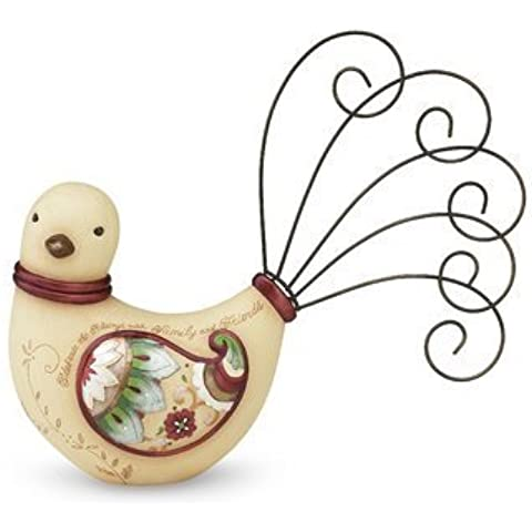 Perfect Paisley Holiday by Pavilion Dove Figurine