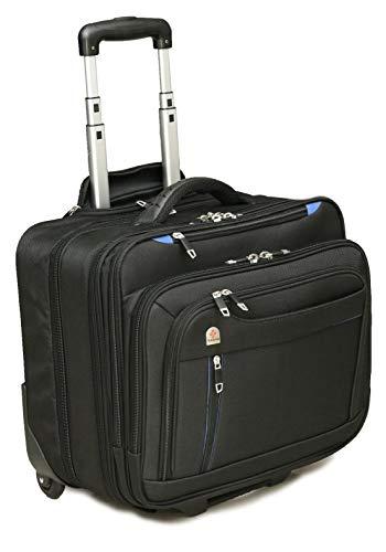Tassia Large Wheeled Laptop Case...