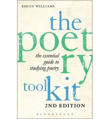 [ THE POETRY TOOLKIT THE ESSENTIAL GUIDE TO STUDYING POETRY ] By Williams, Rhian ( AUTHOR ) Jan-2013[ Paperback ]