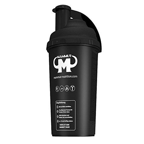 Mammut Eiweißshaker-Proteinshaker-Shaker