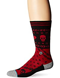Stance Heart Bandit Socks chaussettes Red