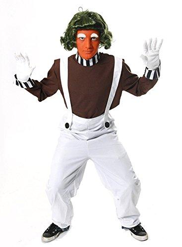 Loompa Kostüme Halloween Oompa (
