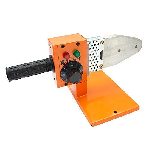 Defort DWP-1000 Muffenschweißgerät, 800-1000 W, 220-240 V, 50-60 Hz