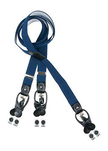 Preisvergleich Produktbild Trico Hosenträger dunkelblau