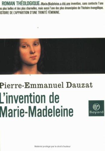 L'Invention de Marie-Madeleine