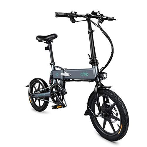 lzndeal 1 PCS Electric Folding Bike Foldable Bicycle Adjustable Height Portable for Cycling,Bicicletta Pieghevole elettrica,Bicicletta,Consegna Europea, Ci vogliono 3-7 Giorni per arrivare