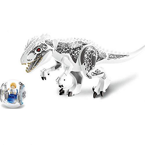 LINYOTEC Dinosaur, 29cm Actionfiguren Bauklötze Kinder Spielzeug Dinosaurier Tyrannosaurus Rex T-rex Building Toy - Dinosaurier-spielzeug Für Kinder