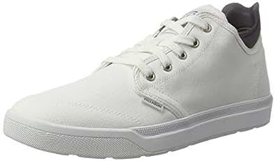 Palladium Desrue Low, Sneakers Basses Homme, Noir (Black/Castlerock/White), 41 EU