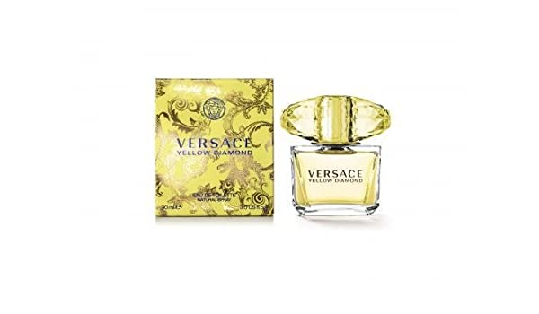 Vapo Yellow Edt Parfum Versace MlBeautã© Diamond 90 Et 9WED2IYH