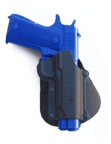Fobus Paddle Hand Gun Holster Model c-21. Fits to: Colt .45 Govt. all 1911 style, FN – FN High Power, FN 49, Kimber 4 inch and 5 inch, Sarsilmaz (Turkey) Klinic - Gun Wartung Airsoft