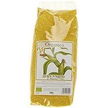 Organico Gluten De Polenta Con Rapidez (500g) (Paquete de 6)