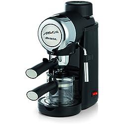 Ariete 1340 Mokita - Cafetera espresso, color negro