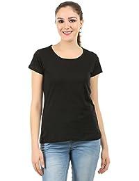 MIDAAS Women's Cotton Tshirt's