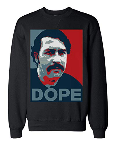 Pablo Escobar Dope Poster Sudadera Unisex Medium