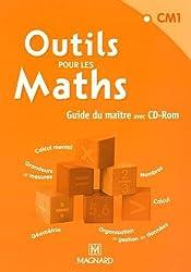 Outils pour les Maths CM1 : Guide du maître (1Cédérom)