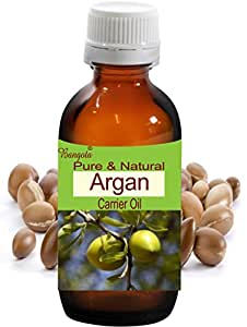 Bangota Argan Oil- Pure & Natural Carrier Oil- Argania Spinosa- 50 ml