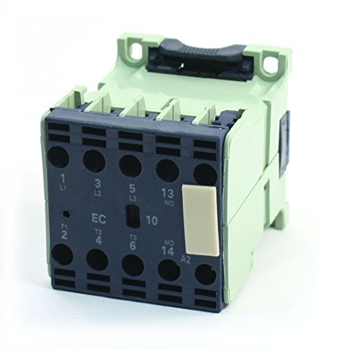 Motor Control AC schakelaar 3 polen 1S 380-415 / 440-480V Coil CJX2-1210E