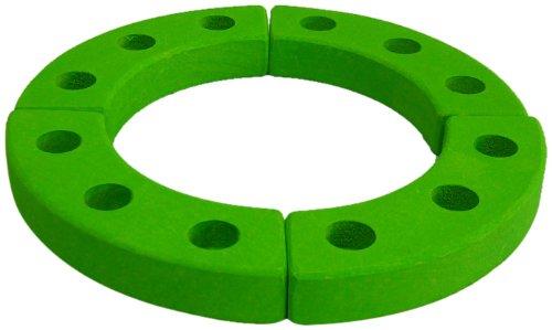Niermann Standby 9094 - Festring grün, passend für alle Niermann Happy-Figuren