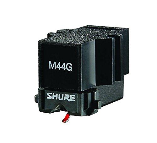 Shure M 44G DJ Record Needle - Testina Professionale Completa Per Giradischi