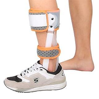 Medizinische Fußgelenkorthese Unterstützung Afo Drop Fußstütze Schiene Haltung Korrektur Korrektion,left,M