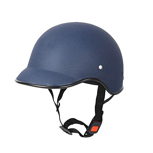 Motofy Hadsolite All Purpose Safety Helmet with Strap (Blue, Free Size)