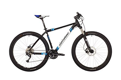 Preisvergleich Produktbild Corratec X-Vert 29er 0.4 soft black matt/process blue/white Rahmengröße 49 cm 2016 MTB Hardtail