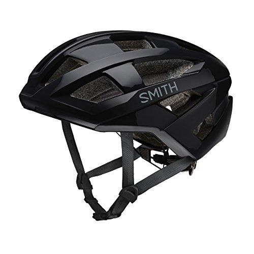 Smith Portal Fahrradhelm, Black, L