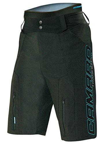 Camaro Herren Board-Shorts Evo Pants, Schwarz, 48, 246681-42