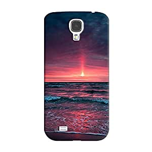 KK Case Top Notch Hard Fancy Luxurious Back Cover For Samsung I9500 Galaxy S4 - Design -378